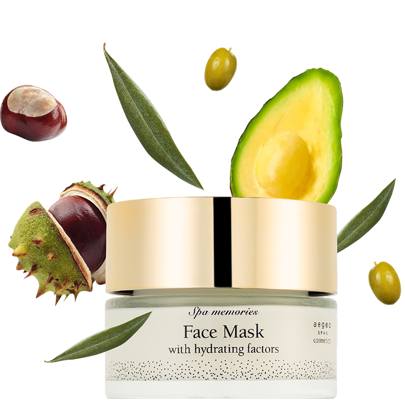 Face Mask with Hydrating Factors